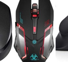 Best Silent Mouse For Gaming & Work For 2019